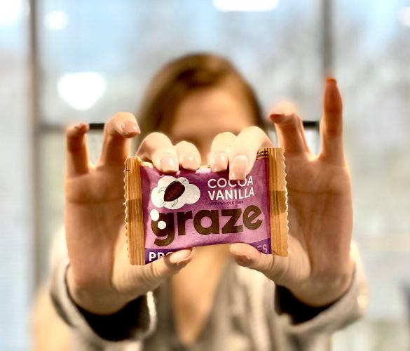 Field Marketing for Graze